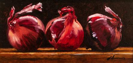 Michael Lynn Adams, 'Red Onion Trio', 2017