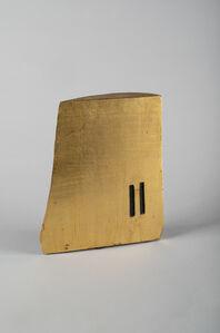 Arturo Vermi, 'Figure nello spazio tempo', 1974