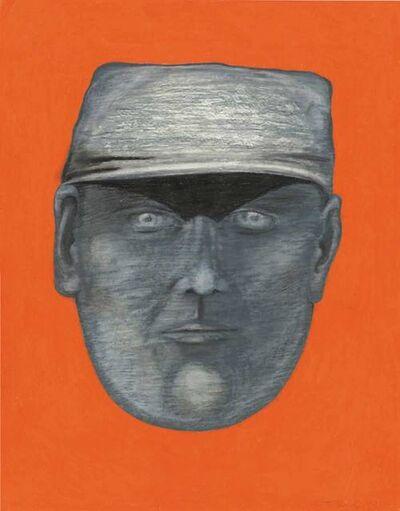Art Paul, 'Head Study 96', ca. 1990