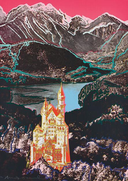 Andy Warhol, 'Neuschwanstein', 1987