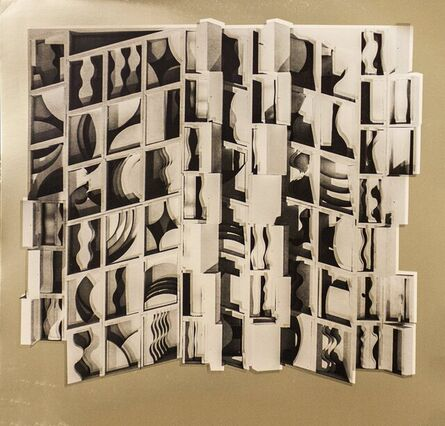 Louise Nevelson, 'Pack of 25', 1974