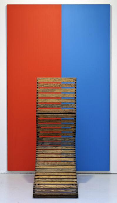 John M. Armleder, 'Sunny side up (KF), FS', 2008