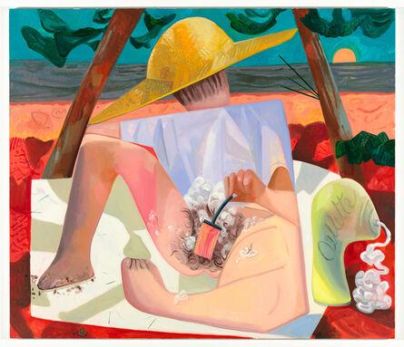 Dana Schutz, 'Shaving', 2010