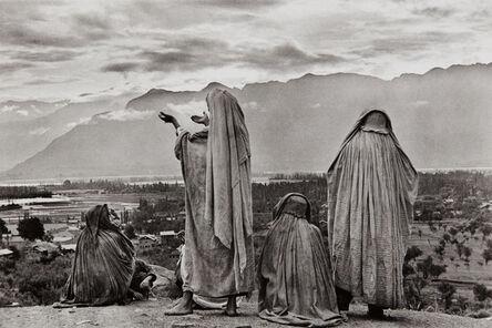 Henri Cartier-Bresson, 'Srinagar, Kashmir', 1948-printed later