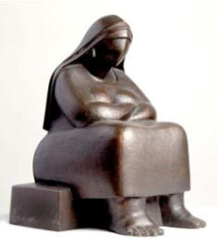 Mohamed Al Fayoumi, 'Sitting in Serenity', 2014