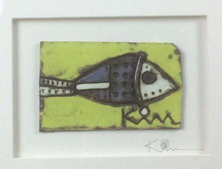 Kimmy Cantrell, 'Purple Fish', 2020