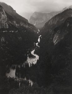 Paul Caponigro, 'Merced River, Yosemite, CA', 1969