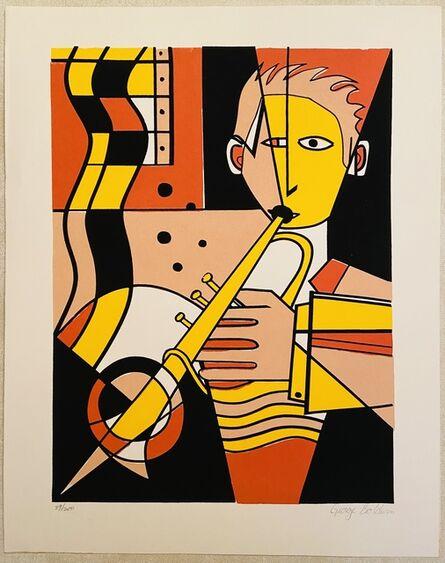 George Baldwin, 'Trumpet Player', 1970