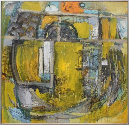 Robert Freimark, 'Temple', 1961