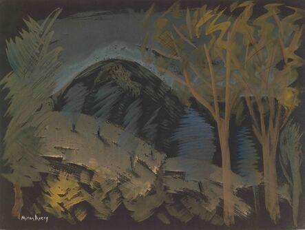 Milton Avery, 'Golden Autumn', 1936