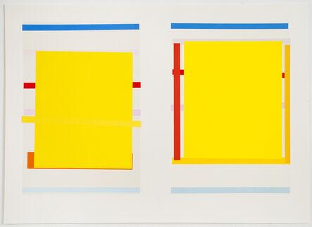 Imi Knoebel, 'Untitled #1', 1996
