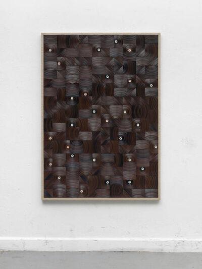 "Gregor Hildebrandt, '""starry starry night""', 2015"
