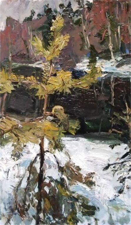 Ulrich Gleiter, 'At the Lake', 2018