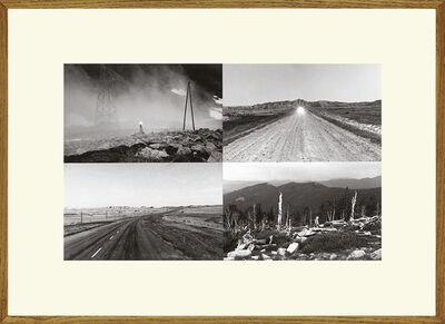 Hamish Fulton, 'Untitled (Switzerland - USA)', 1969