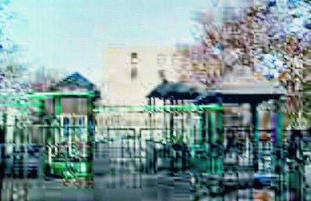 Olaf Rauh, 'Playground #7', 2002