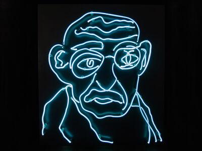Val Kilmer, 'Neon Ghandi', 2006