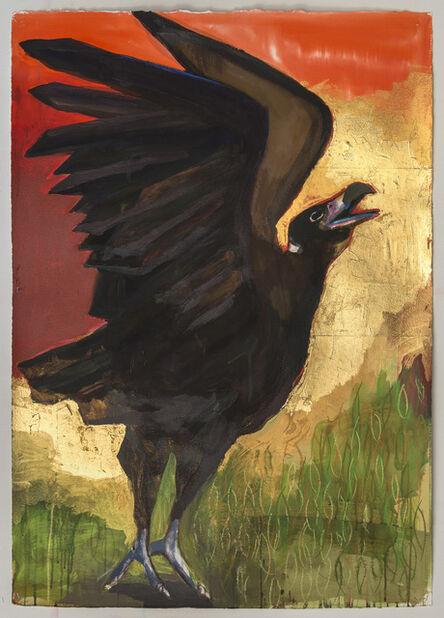 Karen Heagle, 'Old World Vulture II', 2019
