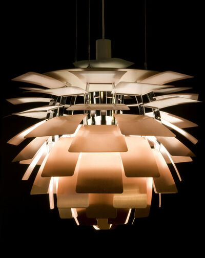 "Poul Henningsen, '""PH Artichoke"" Lamp', 1957"