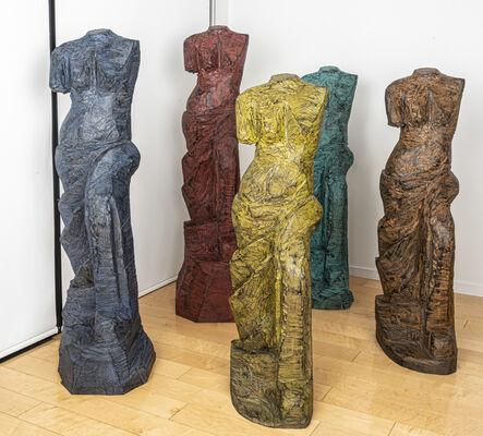 Jim Dine, 'Venus in Five Colors', 2007