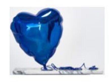 Mr. Brainwash, 'Balloon Heart (SCU512)', 2019