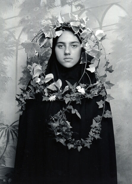 Shirin Neshat, 'Untitled (From Women of Allah Series)', 1995