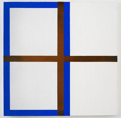 Harvey Quaytman, 'What if?', 1987