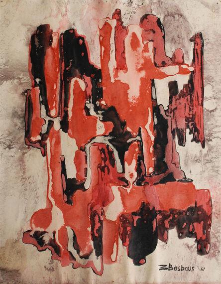 Michel Basbous, 'Untitled', 1961