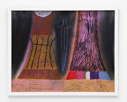 Muzae Sesay, 'New Forest IX', 2020