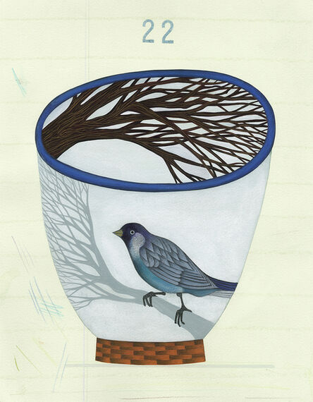 Anne Smith, 'Cup # 22', 2010