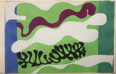 Henri Matisse, 'Le Lagon (Lagoon)', 1947
