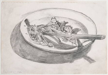 Paul Thek, 'Untitled (Last Supper)', October 1970