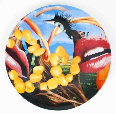 Jeff Koons, 'Lips', 2012