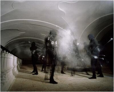 Linarejos Moreno, 'The Moonwatchers', 2013