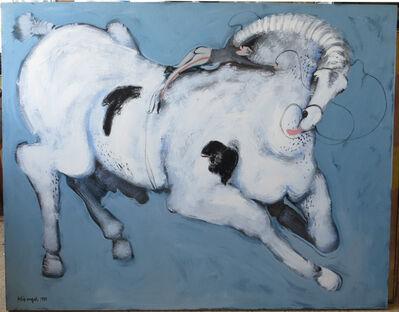 Felix Angel, 'Untitled - Equestrian - Dressage', 1985