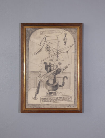 Gilbert Rigaud, 'Stella plage', 1938