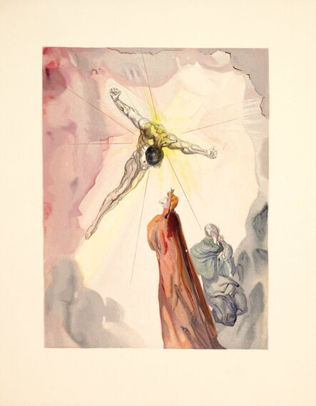 Salvador Dalí, 'Heaven Canto 13 (The Divine Comedy)', 1959-1964