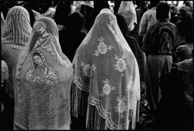 John Mack, 'Congregants at an Outdoor Mass near Tiacochahuaya, Oaxaca, Mexico', 2005