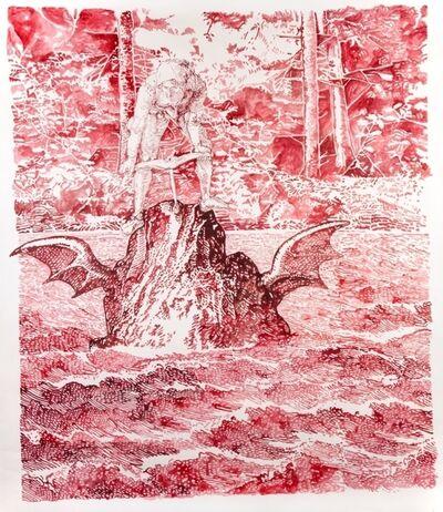Elli Chrysidou, 'Silence point 2'