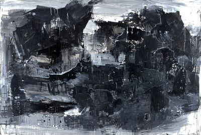 Zhou Lian Hua, 'WITHOUT THE COMPASSES AND SQUARES (不以規矩, 不能成方圓)'