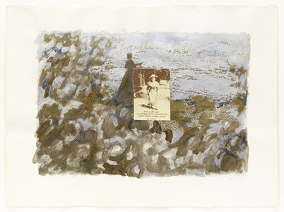 May Stevens, 'The Passion to Organize', 1982-2001