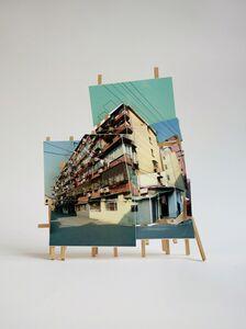 Isidro Blasco, 'Building 5', 2008