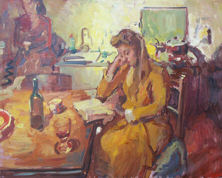 Ben Fenske, 'Florence at the Table', 2014