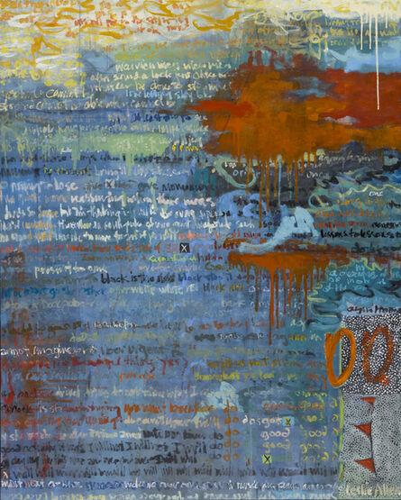 Leslie Allen, 'My Mama Told Me', 2015