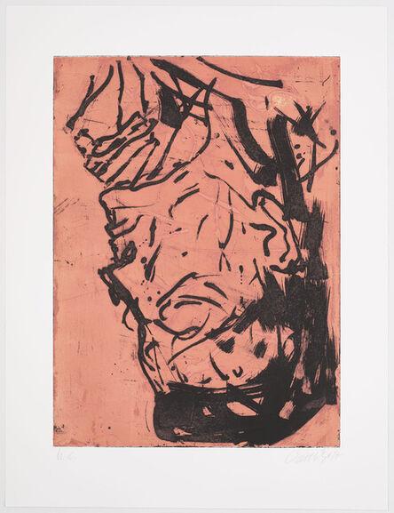 Georg Baselitz, 'Elke VIII', 2017