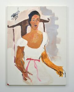 Henry Taylor, 'Deana Lawson', 2017