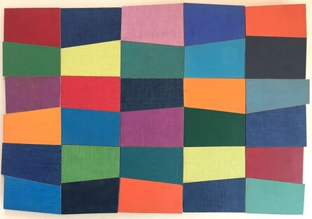 Kerith Lisi, 'Knit   Purl', 2018