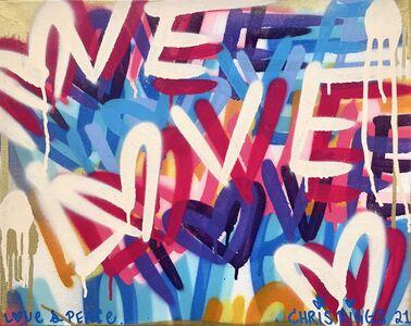 CHRIS RIGGS, 'Love in LA', 2021