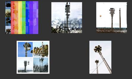 Virocode (Peter D'Auria and Andrea Mancuso), 'Shared Immune Systems Portfolio (Set of 5 Prints)', 2020