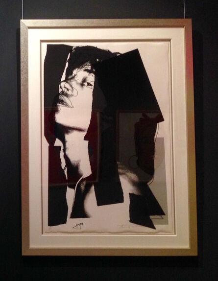 Andy Warhol, 'Mick Jagger (FSII.144)', 1975