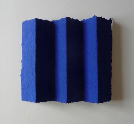 Helmut Dirnaichner, 'Azurit # 1003', 2010